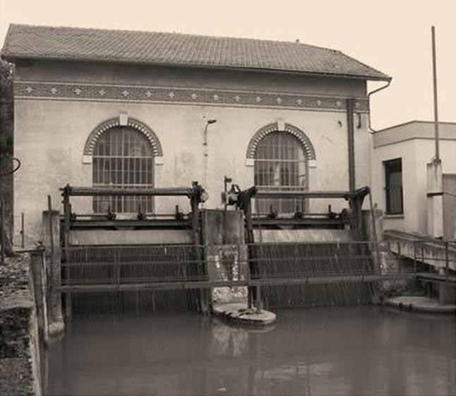 Centrale de Cheny