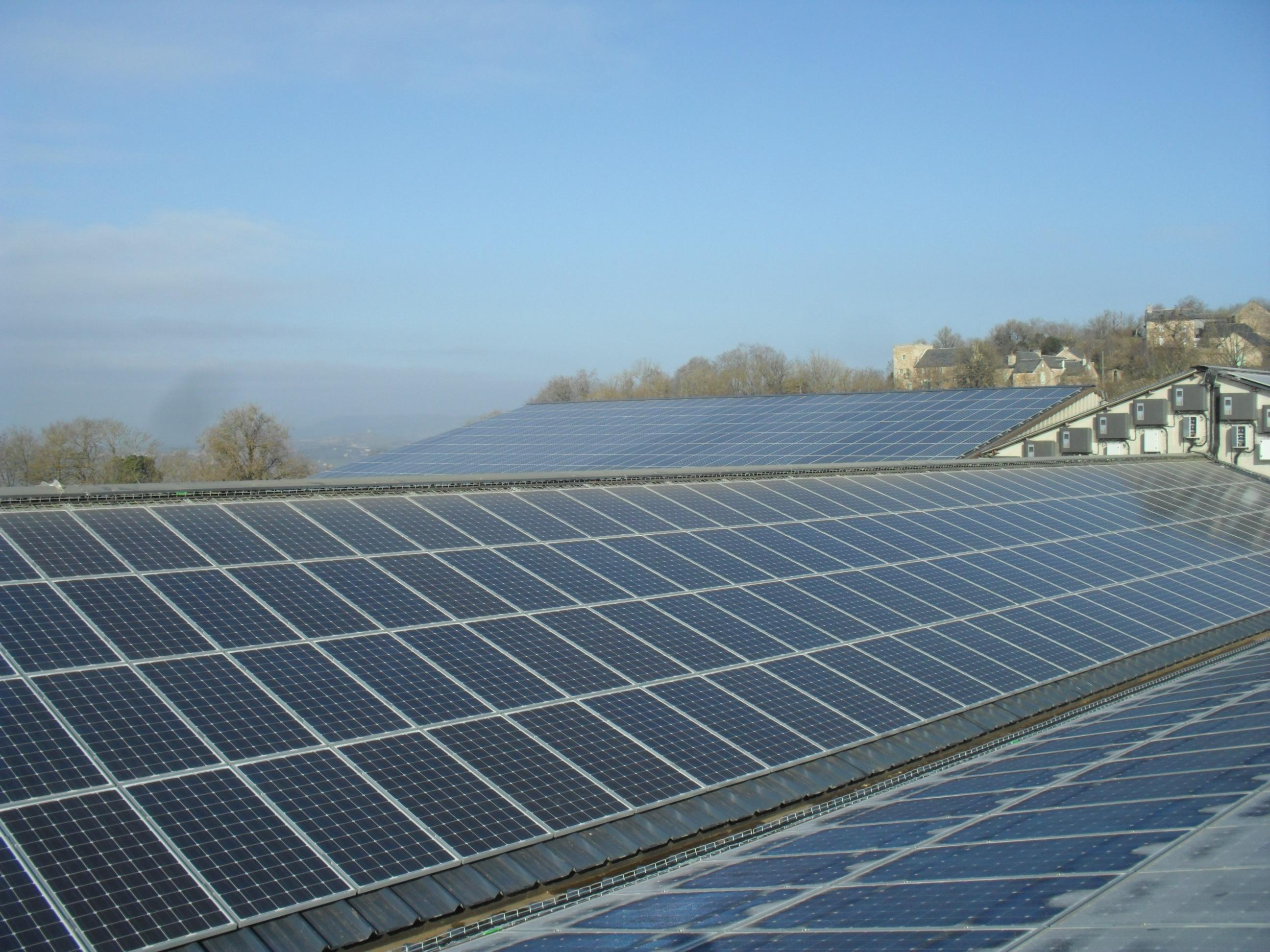 Module photovoltaique