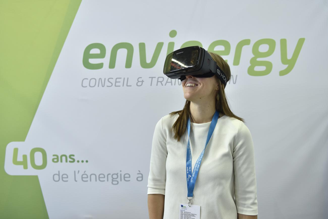 Animation visite virtuelle en 360°