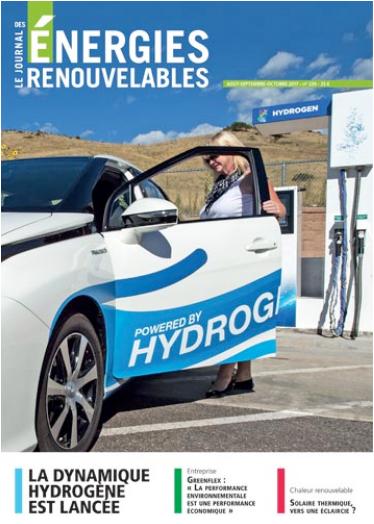 Août-Septembre-Octobre 2017, Le Journal des Énergies Renouvelables, N° 239