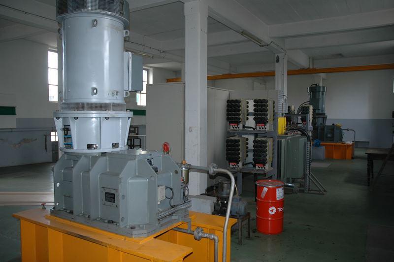 centrale hydroélectrique de basse chute