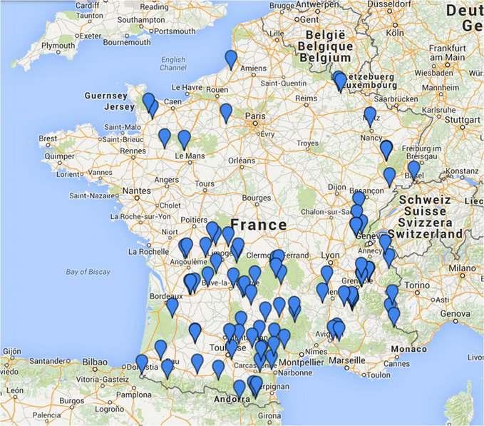 Centrales hydroélectriques vendues depuis 2007 par Envinergy Transactions
