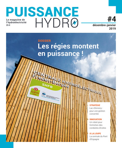 Couverture Puissance Hydro N°4