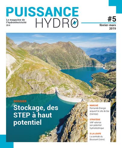 Couverture Puissance Hydro N°5