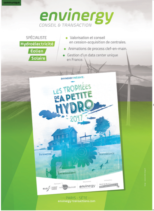 Février 2017, Valeur Energie Bretagne n°18, publicité