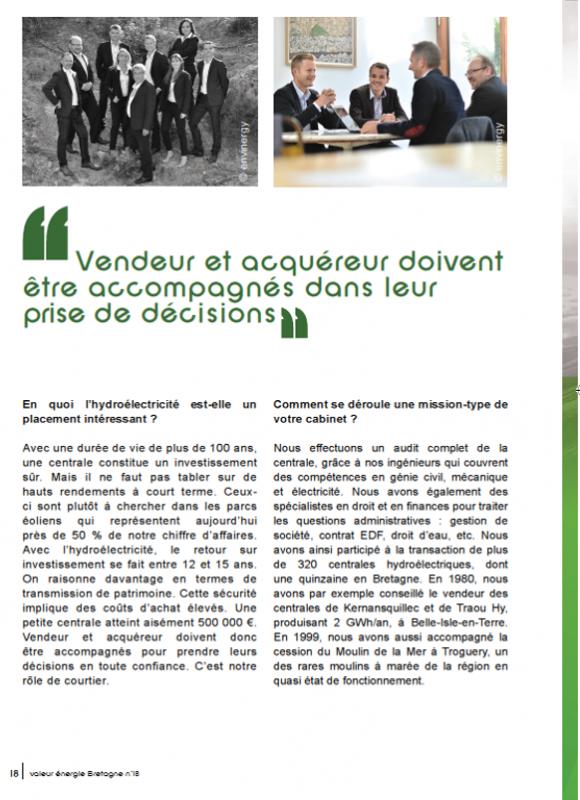 Février 2017, Valeur Energie Bretagne n°18 p2