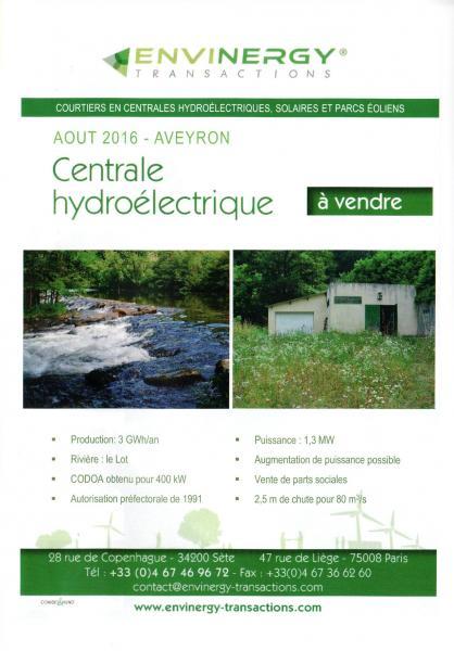 Juillet 2016, HydroEnergie Revue N° 109, p25