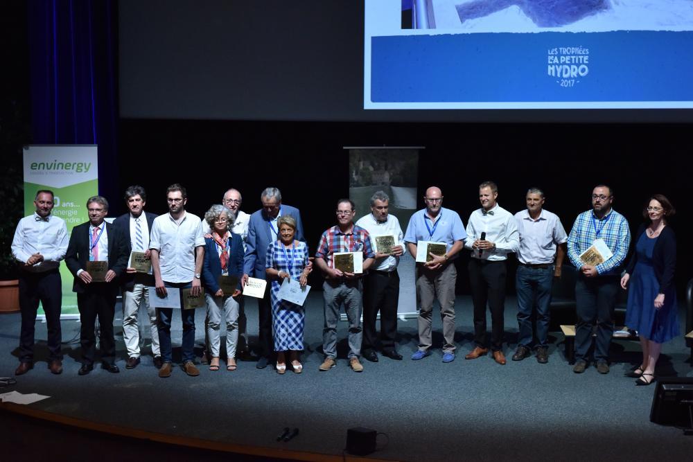 les 10 lauréats des trophées de la petite hydro