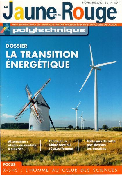 Novembre 2013, La Jaune et La Rouge, N° 689