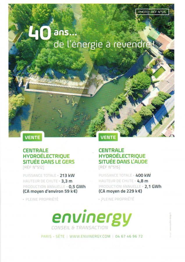 Octobre 2017, HydroEnergie Revue N° 117, p 25