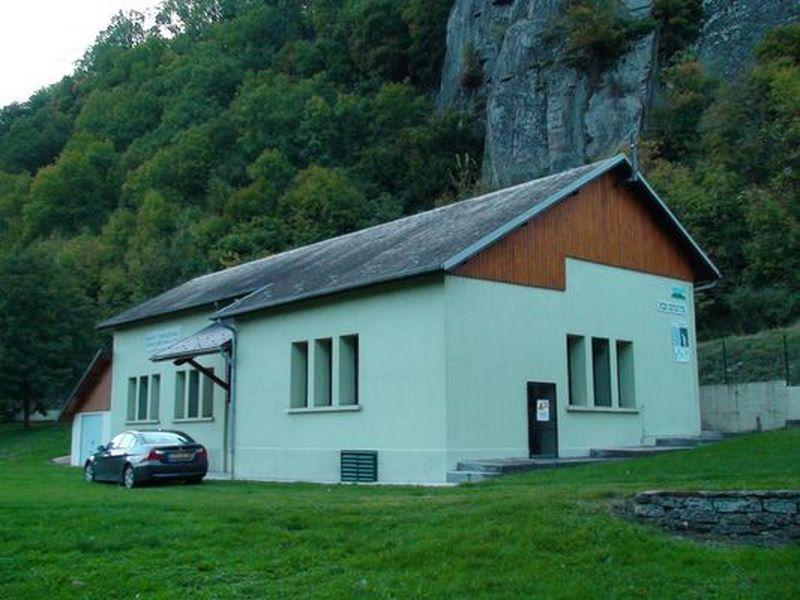 petite centrale hydroélectrique en Savoie