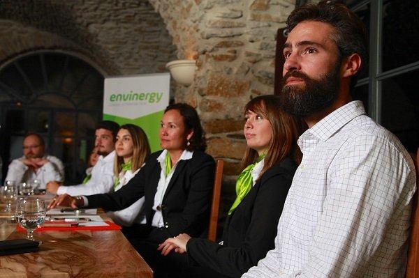 Présentation Envinergy à France Hydroélectricité Toulouse 2017