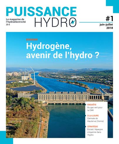 Puissance Hydro 2018, Nº1