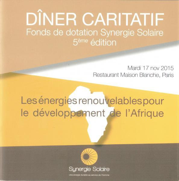 Synergie Solaire, 5ème édition