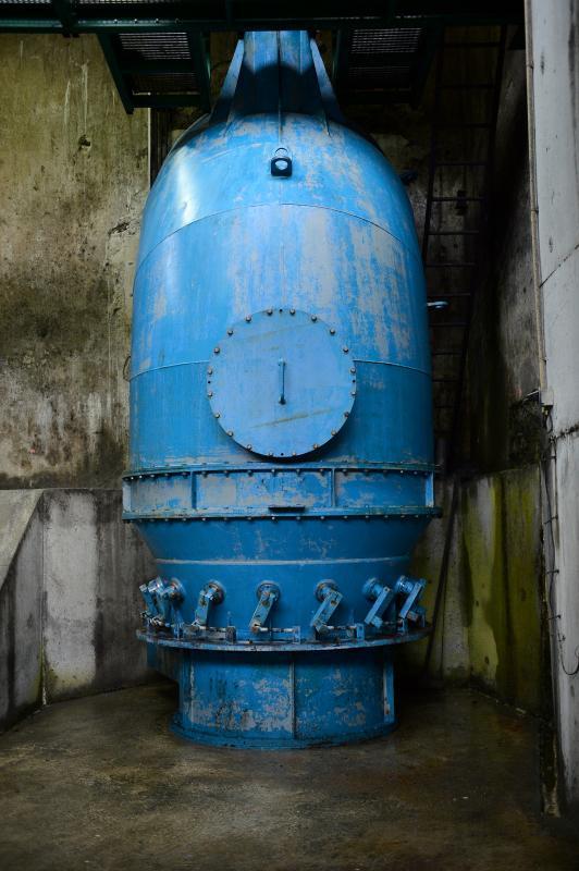 turbine kaplan en saxo