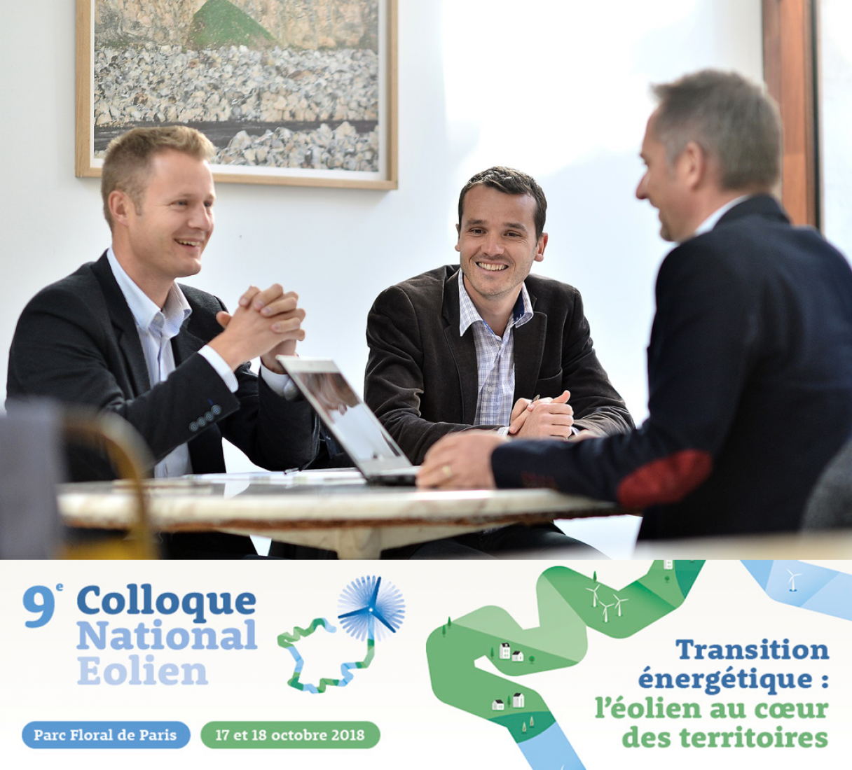9ème Colloque National Eolien 17 et 18 Octobre 2018