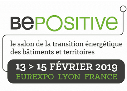 Participation au Salon Bepositive