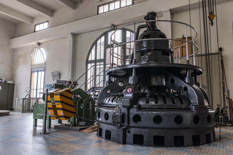 Cession d'un lot de 2 centrales hydroélectriques pour une puissance totale de 2.3 MW