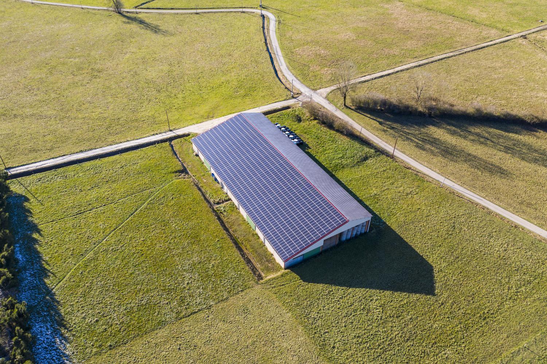 cession d'un portefeuille de 22 centrales photovoltaïques