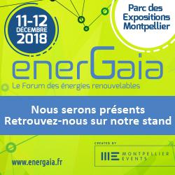 Forum Energaïa 11 et 12 Décembre