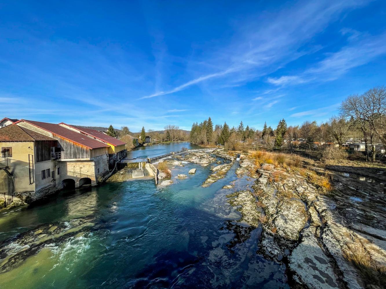 Vente de la centrale hydroélectrique de pont de Poitte
